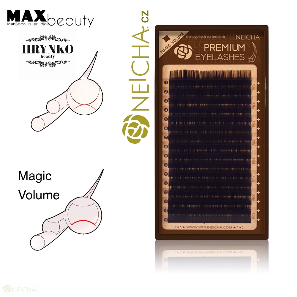 NEICHA MAGIC VOLUME (FLAT) B 0,15